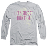 Long Sleeve: Gilmore Girls - Lifes Short Shirt