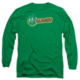 Long Sleeve: Gumby - Logo T-Shirt