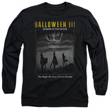 Long Sleeve: Halloween III - Kids Poster Shirt