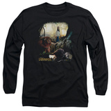 Long Sleeve: Labyrinth - Sarah & Ludo T-Shirt