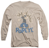 Long Sleeve: Popeye - Sailor Man Shirts