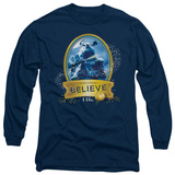Long Sleeve: Polar Express - True Believer Shirts