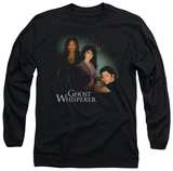 Long Sleeve: Ghost Whisperer - Diagonal Cast Long Sleeves