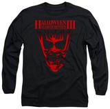 Long Sleeve: Halloween III - Title Shirts