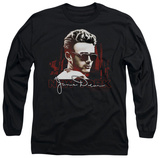 Long Sleeve: James Dean - New York Shades T-Shirt
