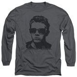 Long Sleeve: James Dean - Shades T-shirts