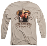 Long Sleeve: Gone With The Wind - Kissed T-Shirt