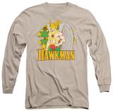 Long Sleeve: Hawkman - Hawkman Stars T-shirts