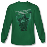 Long Sleeve: I Married a Monster From Outer Space - Horrible Hunt T-shirts