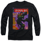 Long Sleeve: Judge Dredd - 1067 T-Shirt