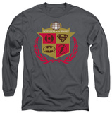 Long Sleeve: Justice League - Defenders T-Shirt