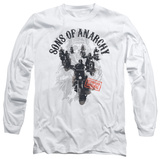 Long Sleeve: Sons Of Anarchy - Reapers Ride Shirt