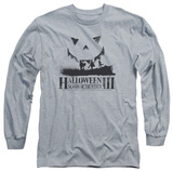 Long Sleeve: Halloween III - Silhouette T-shirts