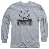 Long Sleeve: Halloween III - Silhouette T-shirts