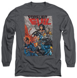 Long Sleeve: Justice League - Crime Syndicate Shirt