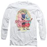 Long Sleeve: I Love Lucy - Dreamy! Long Sleeves