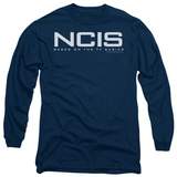 Long Sleeve: NCIS - Logo Shirts