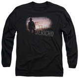 Long Sleeve: Jericho - Mushroom Cloud T-Shirt