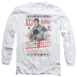 Long Sleeve: Muhammad Ali - Rumble Poster T-Shirt