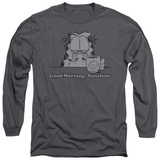Long Sleeve: Garfield - Good Morning Sunshine T-Shirt