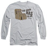 Long Sleeve: Frasier - The Chair T-Shirt