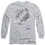 Long Sleeve: Jaws - Like Doll's Eyes T-shirts