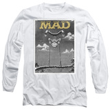 Long Sleeve: Mad Magazine - Swinger T-Shirt