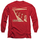 Long Sleeve: Miles Davis - Davis And Horn T-Shirt