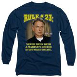 Long Sleeve: NCIS - Rule 23 T-shirts