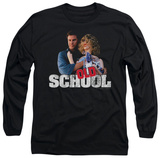 Long Sleeve: Old School - Frank And Friend T-Shirt
