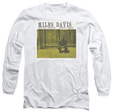 Long Sleeve: Miles Davis - Miles And Milt T-shirts