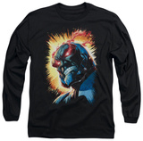 Long Sleeve: Justice League - Darkseid Is T-shirts
