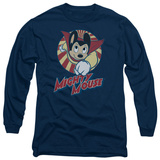 Long Sleeve: Mighty Mouse - The One The Only T-shirts