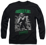 Long Sleeve: Forbidden Planet - Robot Poster T-shirts
