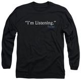 Long Sleeve: Frasier - I'm Listening Long Sleeves