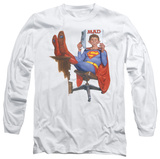 Long Sleeve: Mad Magazine - Super Read T-shirts