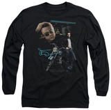 Long Sleeve: James Dean - Pit Stop T-Shirt