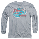 Long Sleeve: Mayberry - Floyd's Barber Shop T-shirts