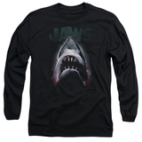 Long Sleeve: Jaws - Terror In The Deep Shirt