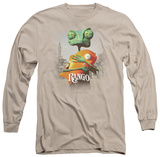 Long Sleeve: Rango - Poster Art Shirt