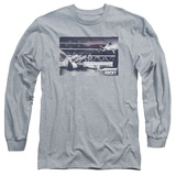 Long Sleeve: Rocky - American Will T-Shirt