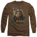 Long Sleeve: The Hobbit - Radagast The Brown T-shirts