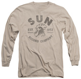 Long Sleeve: Sun Records - Vintage Logo T-shirts