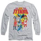 Long Sleeve: Teen Titans - New Teen Titans Shirts