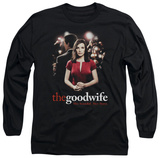 Long Sleeve: The Good Wife - Bad Press T-Shirt