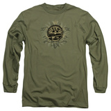 Long Sleeve: Sun Records - Rock Heraldry T-Shirt