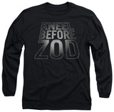 Long Sleeve: Superman - Before Zod T-shirts