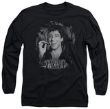 Long Sleeve: Scarface - Smokey Scar T-Shirt