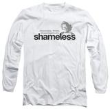 Long Sleeve: Shameless - Logo T-shirts