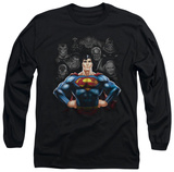 Long Sleeve: Superman - Villains Shirts